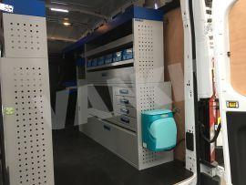 Van storage solutions for any UK van - Vankit Direct