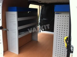 New Ford Transit Custom L1h1 Van Racking Van Racking