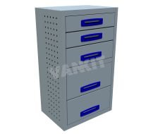 5 Drawer (0.5 Drawer Unit)